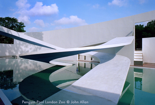 Penguin Pool London © John Allan