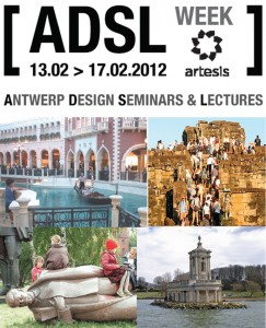 ADSL week 2012, lecture by Gregory Ashworth
