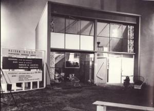 CECA-modelwoning, Willy Van Der Meeren