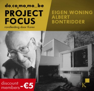 Projectfocus: Albert Bontridder architect & dichter