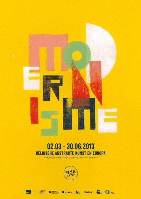 Modernisme @ MSK Gent