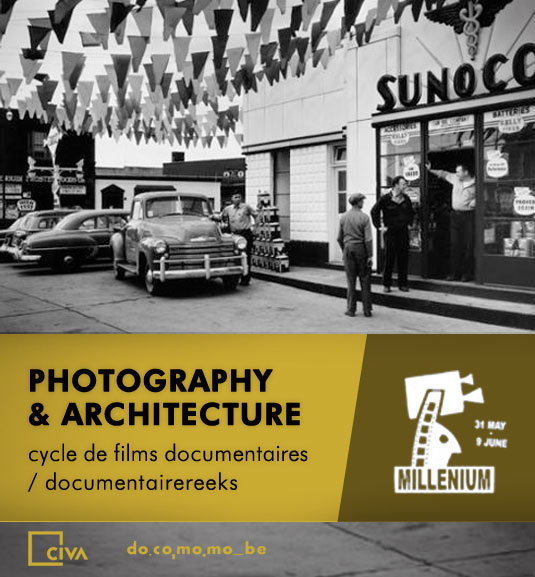 Photography & Architecture, cycle de films documentaires / documentairereeks