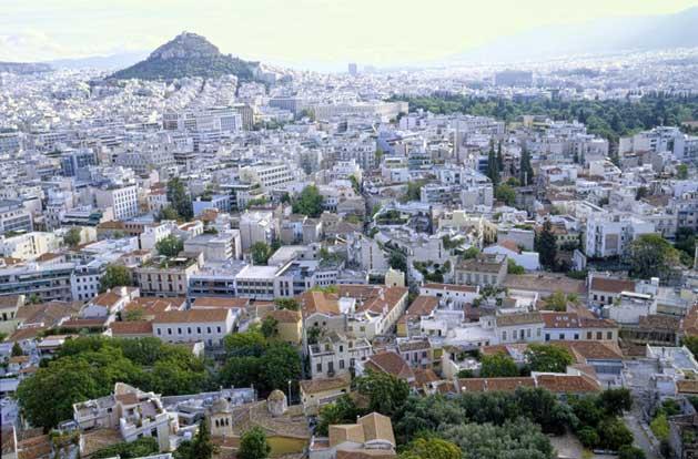 Athene, by David Bergé