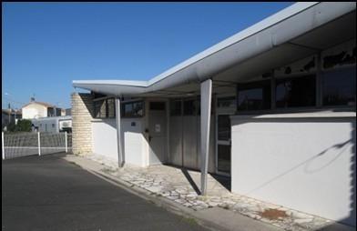 école Jean Prouvé en Charente