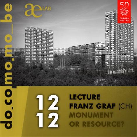 lecture-Franz-graf-photo-housing-complex-Le-Lignon-copyright-Claudio-Merlini