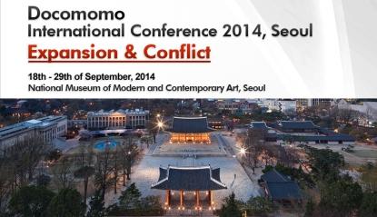 docomomo int conference2014