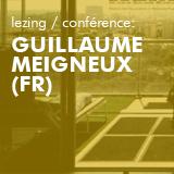 lezing-GUILLAUME-MEIGNEUX