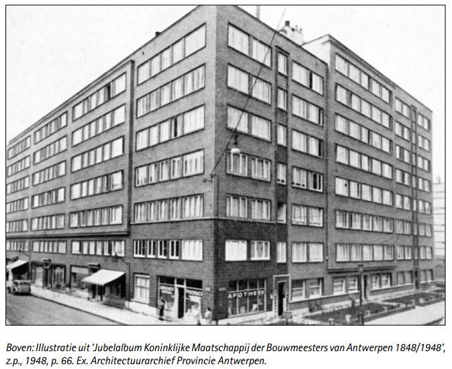 Fierens Blokken Antwerpen 1948_bron APA