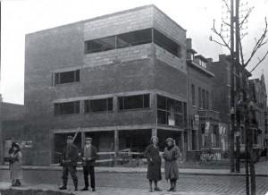 Woning Peeters werf 1933_bron Archief Designmuseum Gent