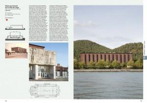 Guide architecture moderne et contemporaine 1895-2014 Liège, page 198-199