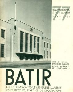Bâtir nr 77 jaargang 1939