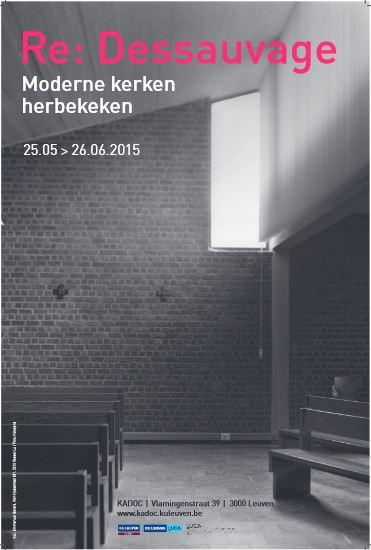 re dessauvage moderne kerken 2015