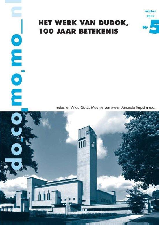 publicatie NL dudok 2015
