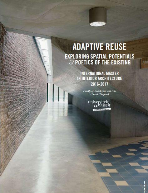 201603 Hasselt Interior Architecture Ma