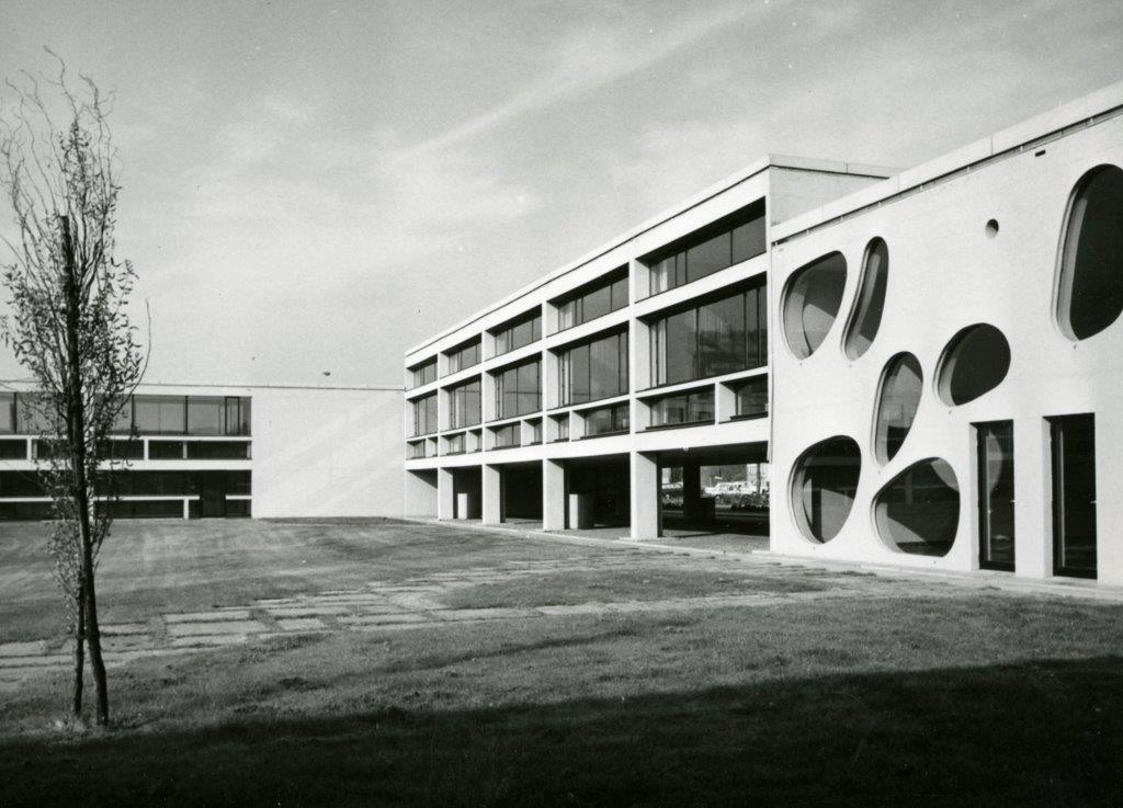 deSingel, Antwerpen 1963 © Archief Léon Stynen