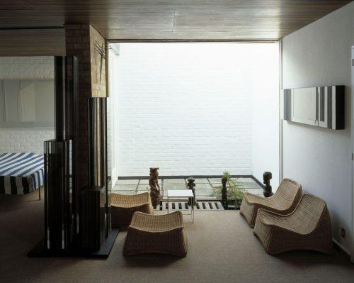 Bungalow (1963-64). Architect Fred Sandra, Foto: Kristien Daem