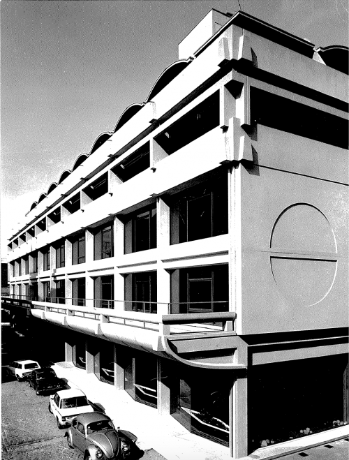archive architect Ghysebrechts