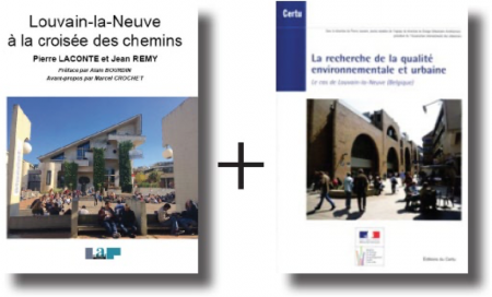 """livre """"Louvain-la-Neuve à la croisée des chemins"""""""